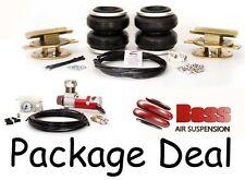 Dodge RAM 1500 Leaf 2002 to 2008 BOSS Bag Air Suspension Kit LA32 In Cab Control