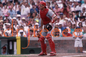 1990 Jeff Reed CINCINNATI REDS - 35mm Baseball Slide (MP1)