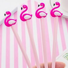 Flamingo Gel Pen, Pink Pen, Novelty Pen, Stocking Filler, Office Party
