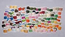 Huge Lot Embroidery Floss Thread 330 Skeins Cross Stitch Multicolors +xtras  FS