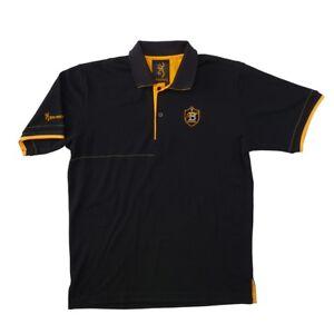 Browning Polo Shirt Masters 2 Black (30190090xx)