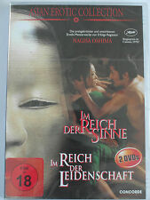 Im Reich der Leidenschaft + der Sinne - Asian Erotic Collection Ekstase Sammlung