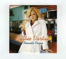 CD SINGLE PROMO SYLVIE VARTAN NOUVELLE VAGUE