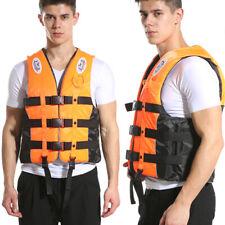 Adult Fishing Watersport Jacket Kayak Ski Buoyancy Aid Vest Sailing Kids Life