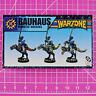 Warzone Mutant Chronicles Bauhaus Mounted Hussars Boxed Set (Metal) Target Games