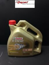 Castrol Edge Fully Synthetic 0W30 Engine Oil BMW -04 LONGLIFE C3 (4 Litre)