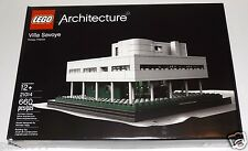 LEGO Architecture VILLA SAVOYE 21014 Poissy France Le Corbusier Architect Series