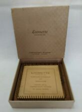 Vintage Loomette Weaving Loom w/ Box & Instructions