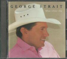 GEORGE STRAIT CLEAR BLUE SKY CD