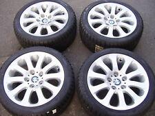 4x 225/45 R 17 Winterräder PIRELLI RUNFLAT Original BMW Z4 E89 3er E90 E91 E92