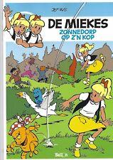 Delzenne: De Miekes - Zonnedorp op z'n kop (personnages 1)