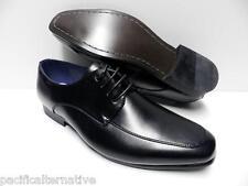 Chaussures noir HOMME taille 41 costume mariage cérémonie soirée NEUF #TS-P020
