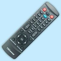 for Sony VPL-CW256 White TeKswamp Video Projector Remote Control