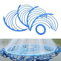 Net Fishing Hand Throwing Net Special Aluminum Ring Catch Auxiliary Accessory