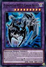 Yu-Gi-Oh - SHVA-DE035 - Elementar-HELD Chaos Neos