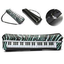 5 PCs PVC Hot Inflatable Keyboard Piano Instrument Fun Party Music Toy