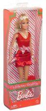 """2009 Holiday Scene Christmas Barbie 11"""" Fashion Doll Nrfb!"""