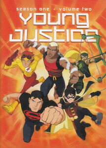 Young Justice: Season 1, Volume Two New DVD