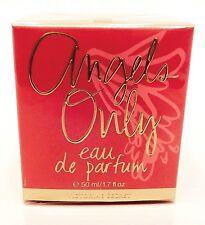 VICTORIA'S SECRET ANGELS ONLY PERFUME EAU DE PARFUM 1.7oz / 50ml NEW!