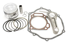 Kit Fits Honda GX390 Piston Rings Pin Clips Cylinder Head Gaskets Connecting Rod