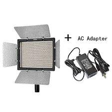 YONGNUO YN600L II CRI 95 Panel LED Video Light, Remote control, AC Power Adapter