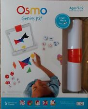 Osmo Genius Kit Gaming Kids Education System for iPad - Multicolor