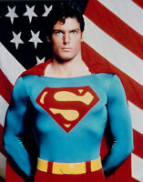 Christopher Reeve Superman 1970's  8x10 Glossy Photo