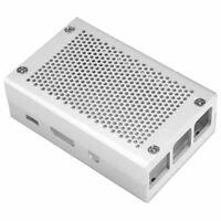 Raspberry Pi 3 Modell B + Gehäuse Aluminium Gehäuse Kompatibel mit Raspberr H9M9