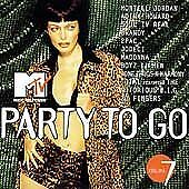 MTV Party to Go Vol. 7 Various Artists Adina Howard 2Pac Jodeci Brandy Cd As New