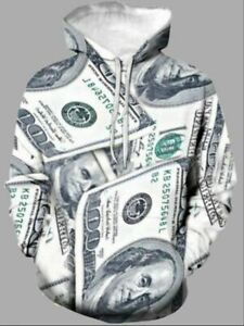 ALL ABOUT THE $$$ HOODIE (2x)