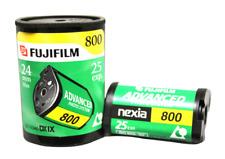 Fujifilm 800 ASA 25 exp APS Advanced Photo System Film Single Roll