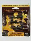Woodsman ELITE 3 Blade Glue On Broadheads, 125 Grains