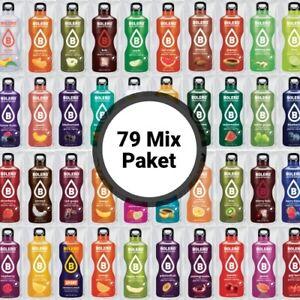 Bolero Drinks 79er Mix - Instant Getränkepulver - Kennenlernpaket zuckerfrei