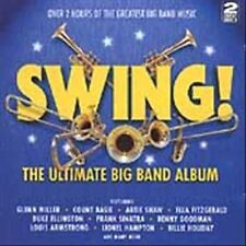Jazz Big Band/Swing Various Music CDs & DVDs