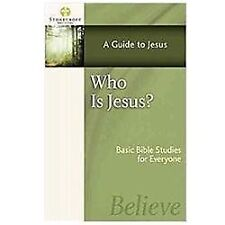Who Is Jesus? (stonecroft Bible Studies): By Stonecroft Ministries