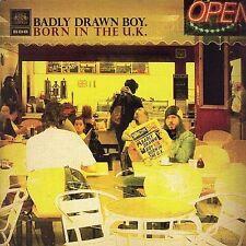 Born In The U.K. - Badly Drawn Boy CD