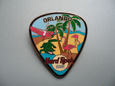 Hard Rock Cafe Orlando 2003 – City Guitar Pick - Limited edition Hrc Series Pin