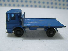 SITE  HUT  TRUCK                      - Matchbox  series  n° 60  by  Lesney