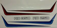 YAMAHA  RD250LC RD350LC 4LO 4L1  MODELS SIDE PANEL DECAL KIT