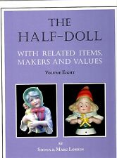 NEW Half-Doll Book Volume 8 Eight Purple Cover, Related Items