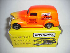 Chevrolet Matchbox 1-75 Contemporary Diecast Cars, Trucks & Vans with Limited Edition