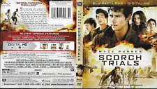 Maze Runner: Scorch Trials (Blu-ray Disc, 2015, 2-Disc) 129 minutes Rated PG-13