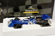 Exoto 1/18 - F1 Tyrrell Ford 003 N°9 Cevert USA GP 1971