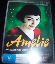 Amelie (Australia Region 4) DVD – Like New