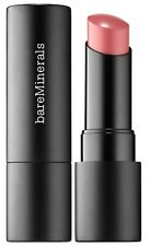 bareMinerals Gen Nude Radiant Lipstick Matte Rose Pink Love 3.5g Full Size