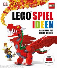Fachbuch LEGO® Spiel-Ideen, Mach mehr aus deinen Steinen! über 500 neue Modelle
