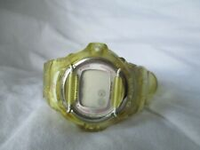 Casio Baby-G Digital Wristwatch with Water Resistance 200m and a Buckle Band
