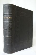 IMMACULATE 1896 British and Foreign Bible Society HOLY BIBLE - Oxford University