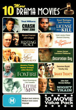 More Drama Movies: Crash Point Zero / License to Kill / Resting Place ++ (4-DVD)