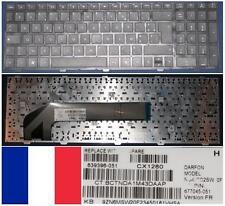 Clavier Azerty Fr HP 4540S 4545S NSK-CC2SW 9Z.N6MSW.20F 639396-051 677045-051